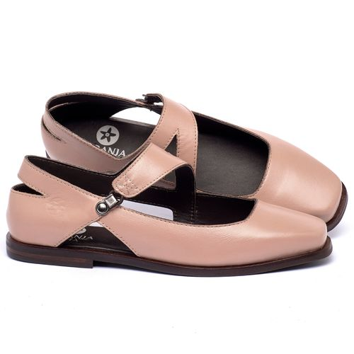 Laranja_Lima_Shoes_Sapatos_Femininos_Sapatilha_Bico_Quadrado_em_Couro_Nude_-_Codigo_-_136091_1