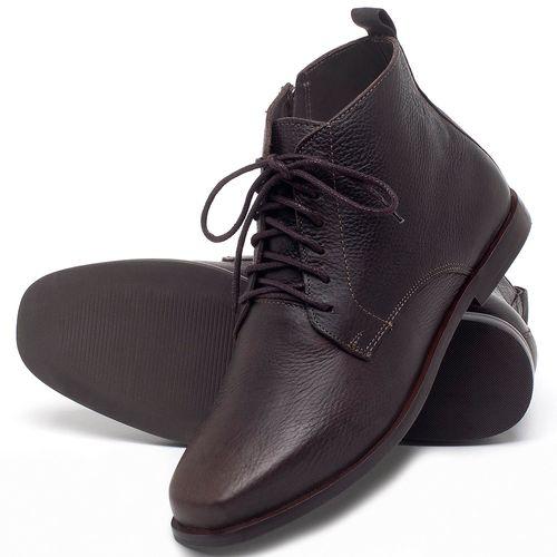 Laranja_Lima_Shoes_Sapatos_Femininos_Bota_Cano_Curto_em_Couro_Cafe_-_Codigo_-_136088_2