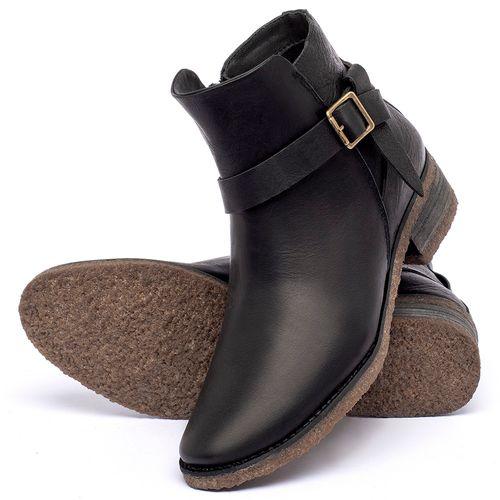 Laranja_Lima_Shoes_Sapatos_Femininos_Bota_Cano_Curto_em_Couro_Preto_-_Codigo_-_56231_2