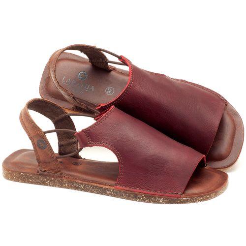 Laranja_Lima_Shoes_Sapatos_Femininos_Sandalia_Rasteira_Flat_em_Couro_Vinho_-_Codigo_-_141043_1
