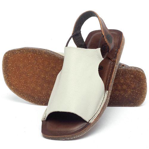 Laranja_Lima_Shoes_Sapatos_Femininos_Sandalia_Rasteira_Flat_em_Couro_Off-White_-_Codigo_-_141043_2