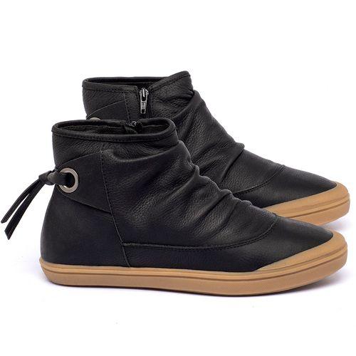 Laranja_Lima_Shoes_Sapatos_Femininos_Tenis_Cano_Alto_em_Couro_Preto_-_Codigo_-_56236_1