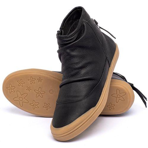 Laranja_Lima_Shoes_Sapatos_Femininos_Tenis_Cano_Alto_em_Couro_Preto_-_Codigo_-_56236_2