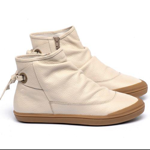 Laranja_Lima_Shoes_Sapatos_Femininos_Tenis_Cano_Alto_em_Couro_Off-White_-_Codigo_-_56236_1