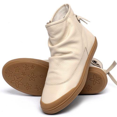 Laranja_Lima_Shoes_Sapatos_Femininos_Tenis_Cano_Alto_em_Couro_Off-White_-_Codigo_-_56236_2