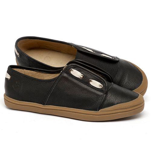 Laranja_Lima_Shoes_Sapatos_Femininos_Tenis_Cano_Baixo_em_Couro_Preto_-_Codigo_-_3744_1