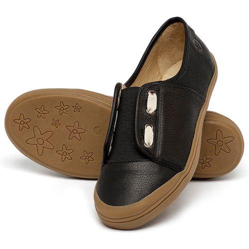 Laranja_Lima_Shoes_Sapatos_Femininos_Tenis_Cano_Baixo_em_Couro_Preto_-_Codigo_-_3744_2