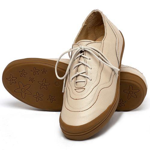 Laranja_Lima_Shoes_Sapatos_Femininos_Tenis_Cano_Baixo_em_Couro_Off-White_-_Codigo_-_3745_2