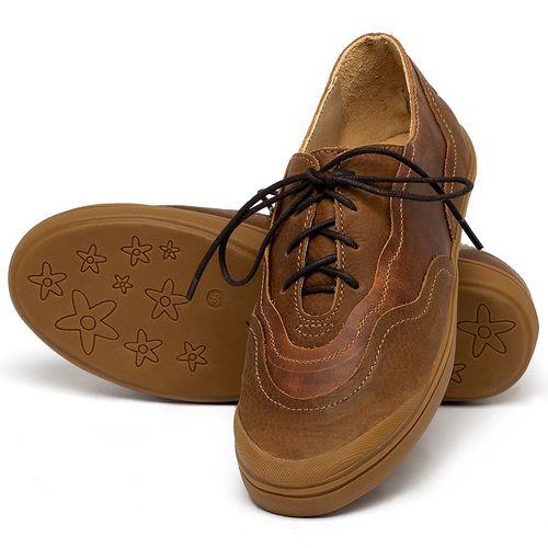 Laranja_Lima_Shoes_Sapatos_Femininos_Tenis_Cano_Baixo_em_Couro_Caramelo_-_Codigo_-_3745_2
