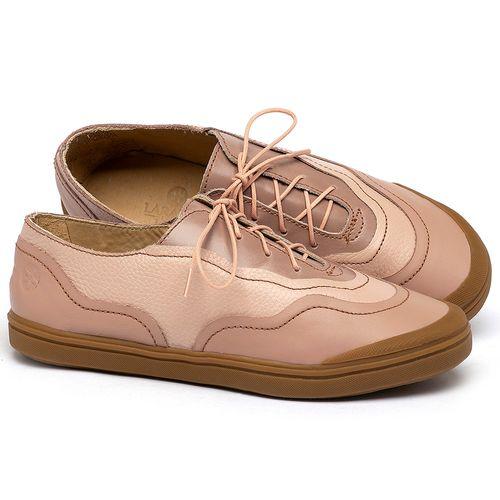 Laranja_Lima_Shoes_Sapatos_Femininos_Tenis_Cano_Baixo_em_Couro_Nude_-_Codigo_-_3745_1