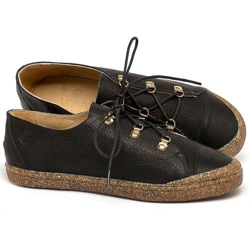 Laranja_Lima_Shoes_Sapatos_Femininos_Tenis_Cano_Baixo_em_Couro_Preto_-_Codigo_-_3747_1