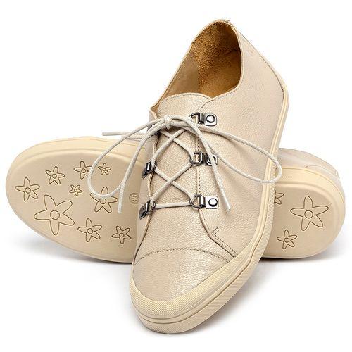 Laranja_Lima_Shoes_Sapatos_Femininos_Tenis_Cano_Baixo_em_Couro_Off-White_-_Codigo_-_3747_2