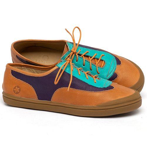 Laranja_Lima_Shoes_Sapatos_Femininos_Tenis_Cano_Baixo_em_Couro_Colorido_-_Codigo_-_3748_1