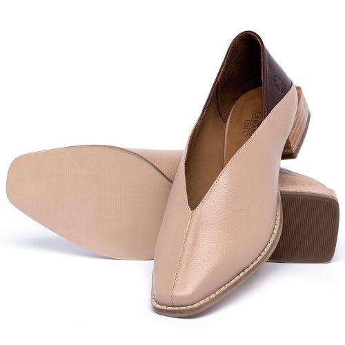 Laranja_Lima_Shoes_Sapatos_Femininos_Sapato_Laranja_Lima_Shoes_em_Couro_Nude_-_Codigo_-_9499_2