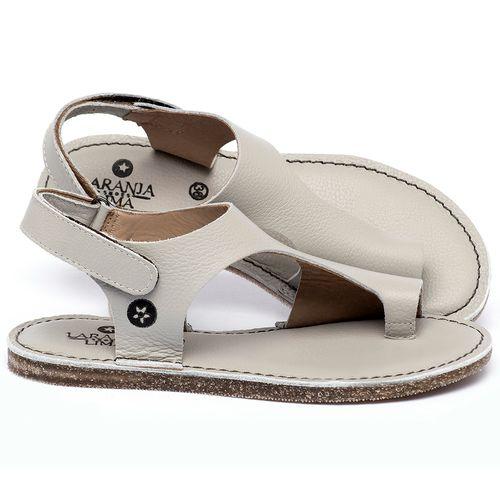 Laranja_Lima_Shoes_Sapatos_Femininos_Sandalia_Rasteira_Flat_em_Couro_Off-White_-_Codigo_-_141102_1