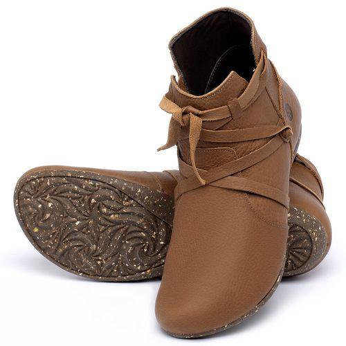 Laranja_Lima_Shoes_Sapatos_Femininos_Flat_Boot_em_Couro_Caramelo_-_Codigo_-_148022_2