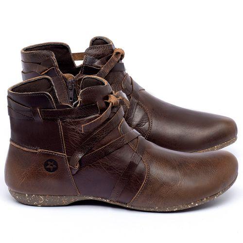 Laranja_Lima_Shoes_Sapatos_Femininos_Flat_Boot_em_Couro_Marrom_-_Codigo_-_148022_1