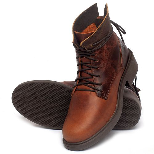 Laranja_Lima_Shoes_Sapatos_Femininos_Bota_Cano_Curto_Salto_de_3_cm_em_Couro_Laranja_-_Codigo_-_137317_2