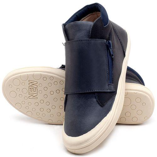 Laranja_Lima_Shoes_Sapatos_Femininos_Tenis_Cano_Alto_em_Couro_Marinho_-_Codigo_-_56090_2