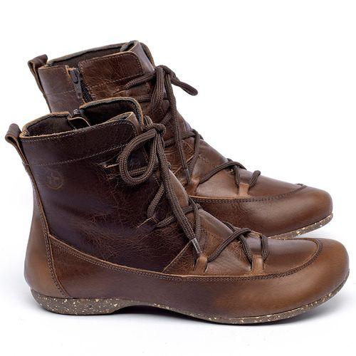 Laranja_Lima_Shoes_Sapatos_Femininos_Flat_Boot_em_Couro_Marrom_-_Codigo_-_148036_1