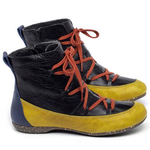 Laranja_Lima_Shoes_Sapatos_Femininos_Flat_Boot_em_Couro_Colorido_-_Codigo_-_148036_1