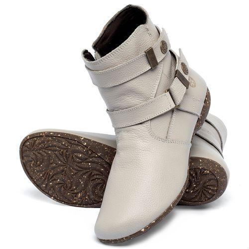 Laranja_Lima_Shoes_Sapatos_Femininos_Flat_Boot_em_Couro_Off-White_-_Codigo_-_148038_2