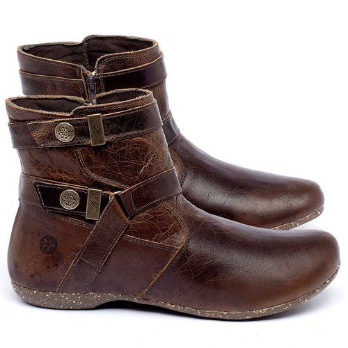 Laranja_Lima_Shoes_Sapatos_Femininos_Flat_Boot_em_Couro_Marrom_-_Codigo_-_148038_1