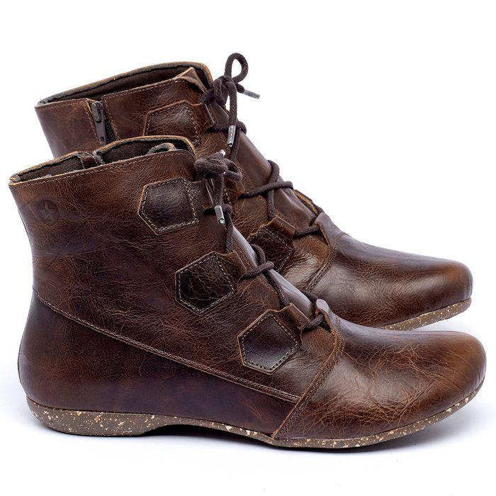 Laranja_Lima_Shoes_Sapatos_Femininos_Flat_Boot_em_Couro_Marrom_-_Codigo_-_148040_1