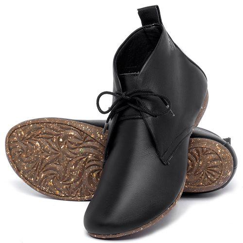 Laranja_Lima_Shoes_Sapatos_Femininos_Flat_Boot_em_Couro_Preto_-_Codigo_-_148039_2