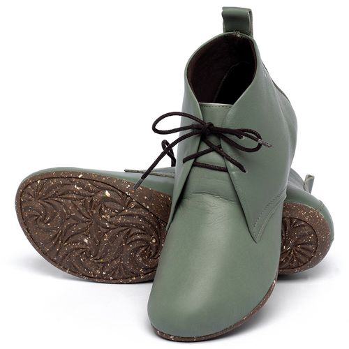 Laranja_Lima_Shoes_Sapatos_Femininos_Flat_Boot_em_Couro_Verde_-_Codigo_-_148039_2