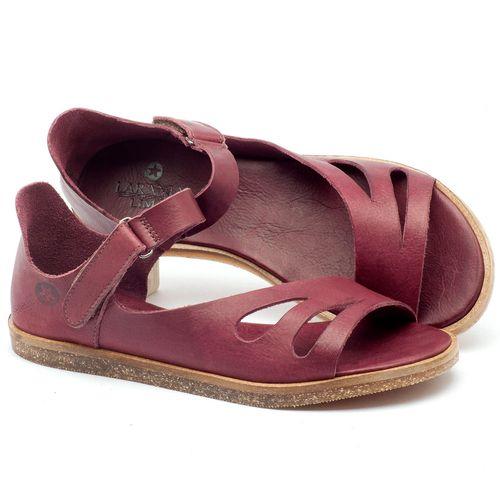 Laranja_Lima_Shoes_Sapatos_Femininos_Sandalia_Rasteira_Flat_em_Couro_Roxo_-_Codigo_-_141054_1