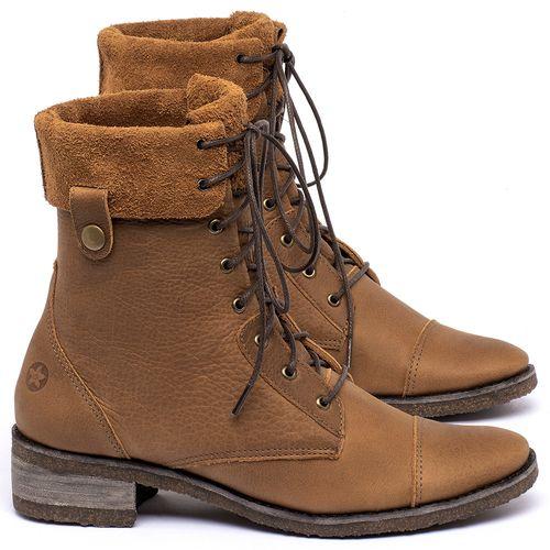 Laranja_Lima_Shoes_Sapatos_Femininos_Bota_Cano_Medio_em_Couro_Caramelo_-_Codigo_-_56233_1