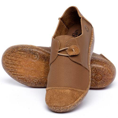 Laranja_Lima_Shoes_Sapatos_Femininos_Tenis_Cano_Baixo_em_Couro_Caramelo_-_Codigo_-_139050_2