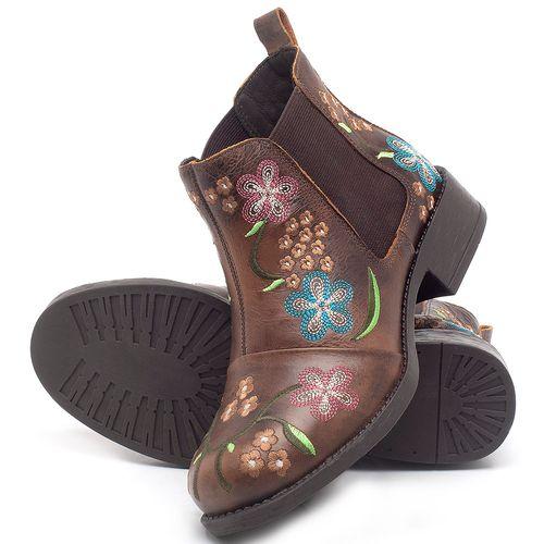 Laranja_Lima_Shoes_Sapatos_Femininos_Bota_Cano_Curto_em_Couro_Marrom_-_Codigo_-_141126_2