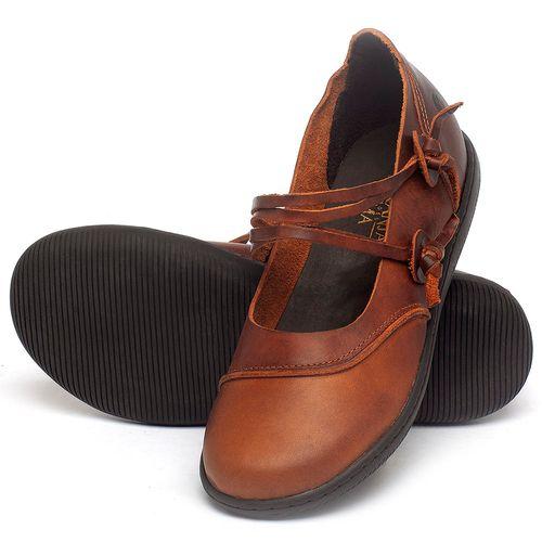 Laranja_Lima_Shoes_Sapatos_Femininos_Flat_Shoes_em_Couro_Laranja_-_Codigo_-_137267_2