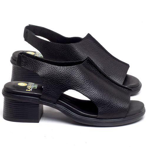 Laranja_Lima_Shoes_Sapatos_Femininos_Sandalia_Laranja_Lima_Shoes_Boho_Salto_de_5_cm_em_Couro_Preto_-_Codigo_-_140009_1