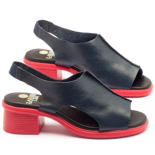 Laranja_Lima_Shoes_Sapatos_Femininos_Sandalia_Laranja_Lima_Shoes_Boho_Salto_de_5_cm_em_Couro_Azul_-_Codigo_-_140009_1