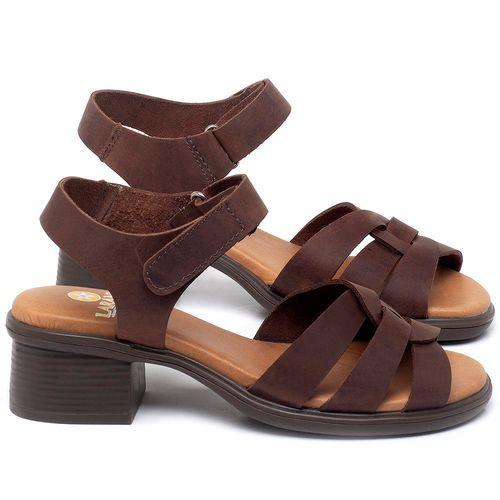 Laranja_Lima_Shoes_Sapatos_Femininos_Sandalia_Laranja_Lima_Shoes_Boho_Salto_de_5_cm_em_Couro_Marrom_-_Codigo_-_140013_1