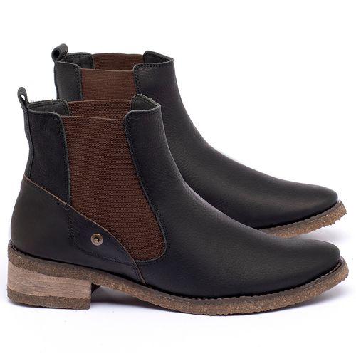 Laranja_Lima_Shoes_Sapatos_Femininos_Bota_Cano_Curto_em_Couro_Preto_-_Codigo_-_56229_1