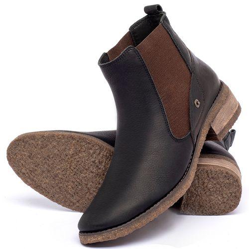 Laranja_Lima_Shoes_Sapatos_Femininos_Bota_Cano_Curto_em_Couro_Preto_-_Codigo_-_56229_2