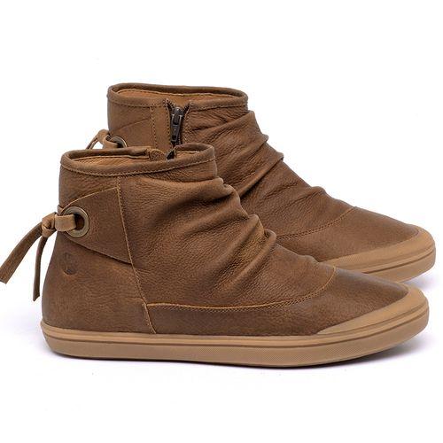 Laranja_Lima_Shoes_Sapatos_Femininos_Tenis_Cano_Alto_em_Couro_Caramelo_-_Codigo_-_56236_1