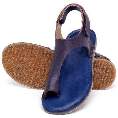 Laranja_Lima_Shoes_Sapatos_Femininos_Sandalia_Rasteira_Flat_em_Couro_Roxo_-_Codigo_-_141102_2