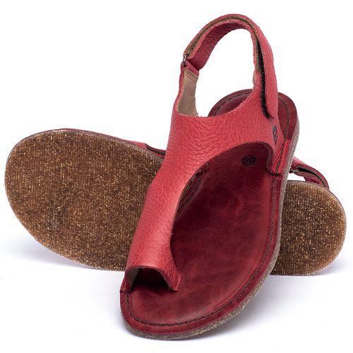 Laranja_Lima_Shoes_Sapatos_Femininos_Sandalia_Rasteira_Flat_em_Couro_Rosa_-_Codigo_-_141102_2