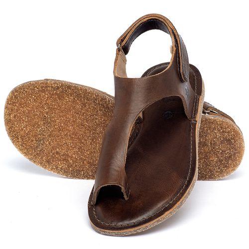 Laranja_Lima_Shoes_Sapatos_Femininos_Sandalia_Rasteira_Flat_em_Couro_Marrom_-_Codigo_-_141102_2