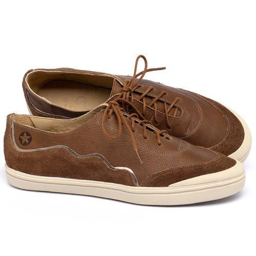 Laranja_Lima_Shoes_Sapatos_Femininos_Tenis_Cano_Baixo_em_Couro_Caramelo_-_Codigo_-_3752_1