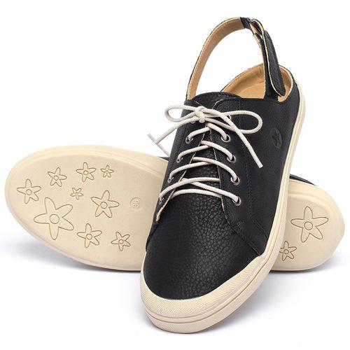 Laranja_Lima_Shoes_Sapatos_Femininos_Tenis_Cano_Baixo_em_Couro_Preto_-_Codigo_-_3753_2