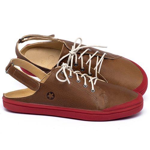 Laranja_Lima_Shoes_Sapatos_Femininos_Tenis_Cano_Baixo_em_Couro_Caramelo_-_Codigo_-_3753_1