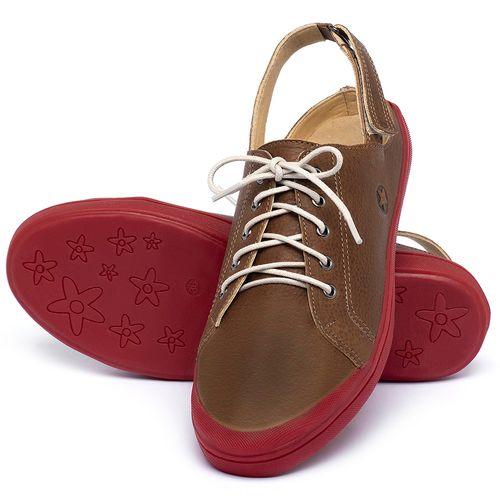 Laranja_Lima_Shoes_Sapatos_Femininos_Tenis_Cano_Baixo_em_Couro_Caramelo_-_Codigo_-_3753_2