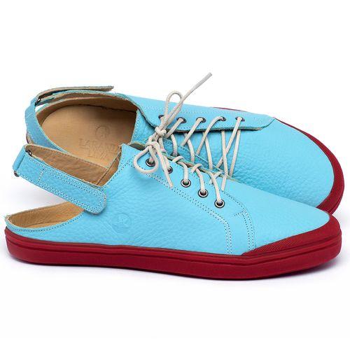Laranja_Lima_Shoes_Sapatos_Femininos_Tenis_Cano_Baixo_em_Couro_Azul_-_Codigo_-_3753_1