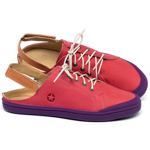 Laranja_Lima_Shoes_Sapatos_Femininos_Tenis_Cano_Baixo_em_Couro_Rosa_-_Codigo_-_3753_1